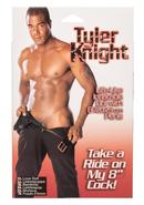 Tyler Knight Male Doll - Chocolate